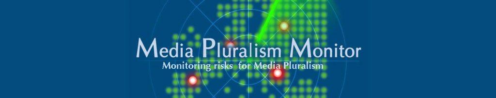 Media Pluralism Monitor banner