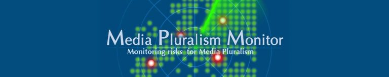 Media Pluralism Monitor (MPM) banner