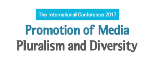 Conference: Promotion of Media Pluralism and Diversity, Seoul @ Korea Press Centre | Seoul | South Korea