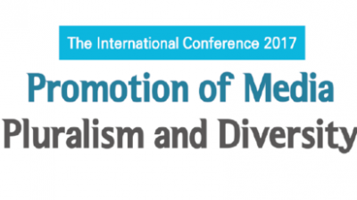 2017 International Conference of Promotion of Media PLuralism and Diversity in Seoul