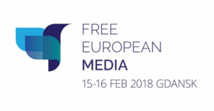 Conference: Free European Media - Gdansk, 15-16 Feb @ European Solidarity Center | Gdańsk | pomorskie | Poland