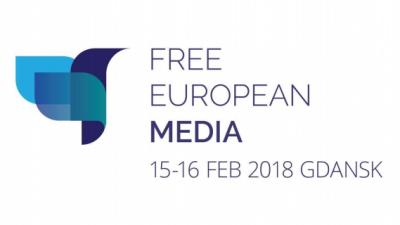 The Free European Media Conference, Gdansk, Feb 2018