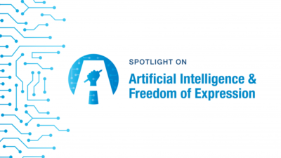 artificial intelligence and freedom of expression
